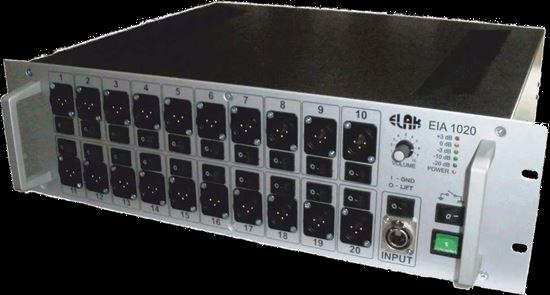 Picture of Izolirani Audio distributor ELAK EIA1020